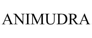 ANIMUDRA trademark
