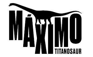 MÁXIMO TITANOSAUR trademark