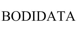 BODIDATA trademark