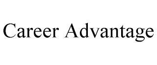 CAREER ADVANTAGE trademark