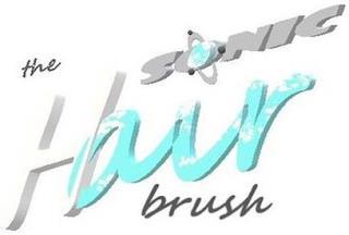 THE SONIC HAIR BRUSH trademark