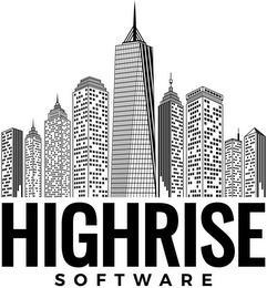 HIGHRISE SOFTWARE trademark