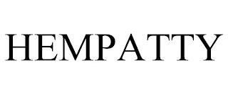 HEMPATTY trademark