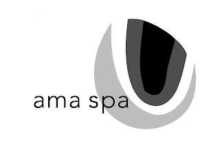 AMA SPA trademark