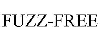 FUZZ-FREE trademark