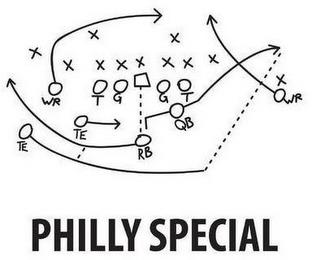 PHILLY SPECIAL trademark