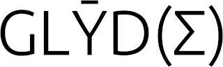 GLYD(E) trademark