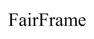 FAIRFRAME trademark