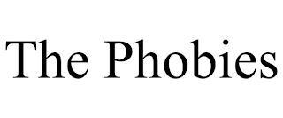 THE PHOBIES trademark