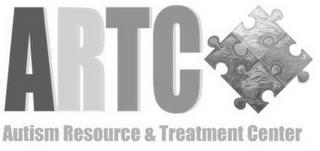 ARTC AUTISM RESOURCE & TREATMENT CENTER trademark