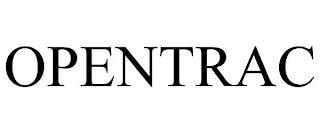 OPENTRAC trademark