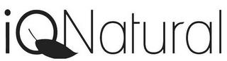 IQNATURAL trademark