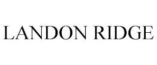 LANDON RIDGE trademark