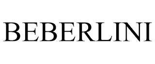 BEBERLINI trademark