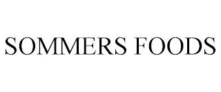 SOMMERS FOODS trademark