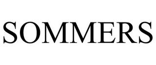 SOMMERS trademark