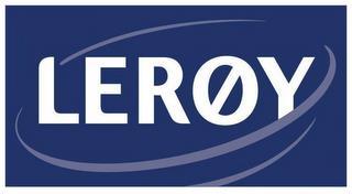 LERØY trademark