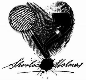 SHERLOCK HOLMES trademark