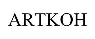 ARTKOH trademark