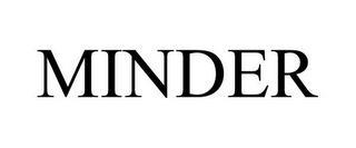 MINDER trademark