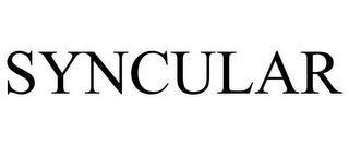 SYNCULAR trademark
