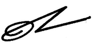 OZ trademark