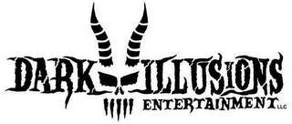 DARK ILLUSIONS ENTERTAINMENT LLC trademark