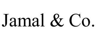 JAMAL & CO. trademark