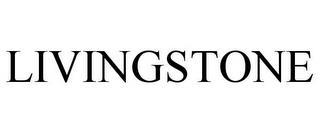 LIVINGSTONE trademark