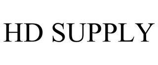 HD SUPPLY trademark