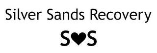 SILVER SANDS RECOVERY SOS trademark