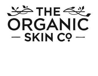 THE ORGANIC SKIN CO. trademark