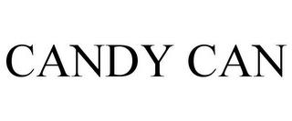 CANDY CAN trademark
