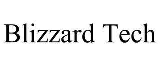 BLIZZARD TECH trademark