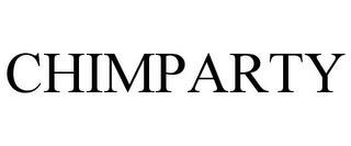 CHIMPARTY trademark