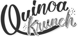 QUINOA KRUNCH trademark