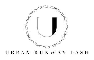 U URBAN RUNWAY LASH trademark