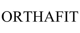 ORTHAFIT trademark