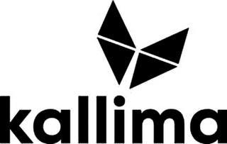 KALLIMA trademark