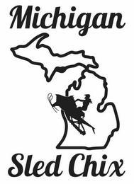 MICHIGAN SLED CHIX trademark