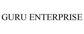 GURU ENTERPRISE trademark