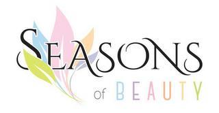 SEASONS OF BEAUTY trademark