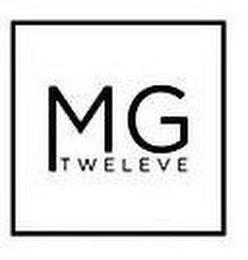 MG TWELEVE trademark