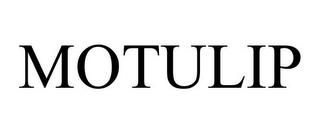 MOTULIP trademark