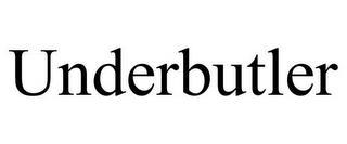 UNDERBUTLER trademark
