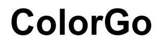 COLORGO trademark