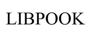 LIBPOOK trademark