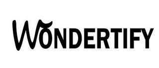 WONDERTIFY trademark
