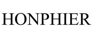 HONPHIER trademark