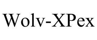 WOLV-XPEX trademark